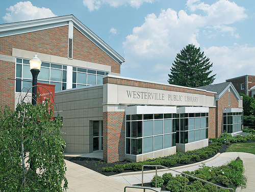 Westerville Library - State Street Entrance